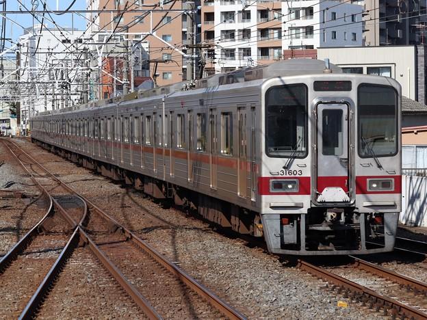 東武東上線30000系 31603F+31403F