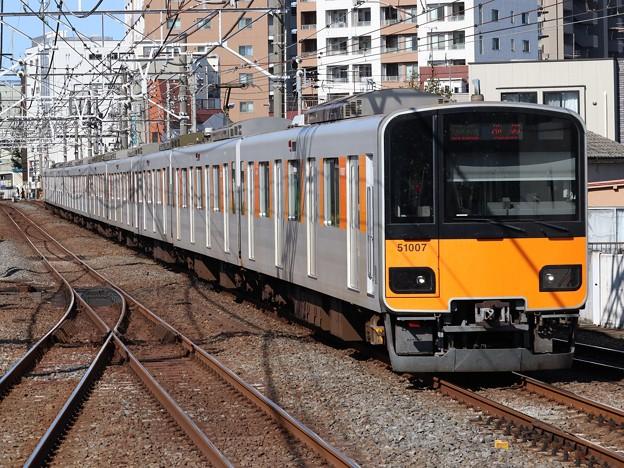東武東上線50000系 51007F