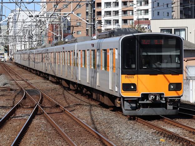 東武東上線50000系 51005F