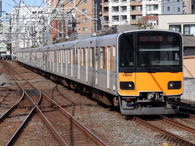 東武東上線50000系 51004F