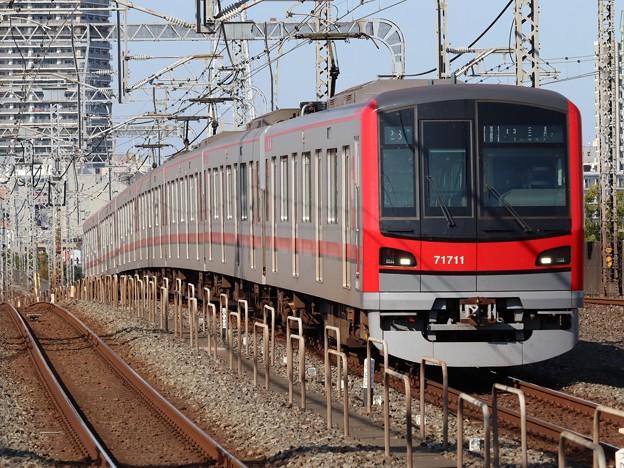 東武伊勢崎線70000系 71711F