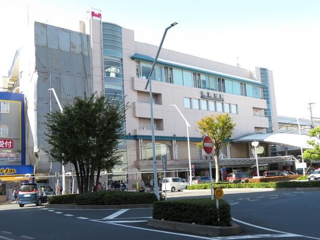 新越谷駅 東口