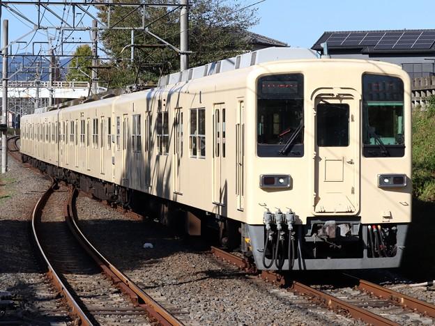 東武越生線8000系 81111F【セイジクリーム】