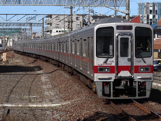 東武東上線30000系 31602F+31402F