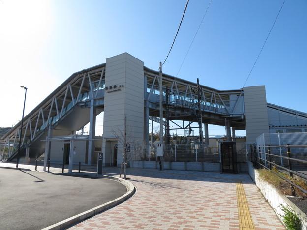 男衾駅 東口