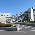 男衾駅 西口