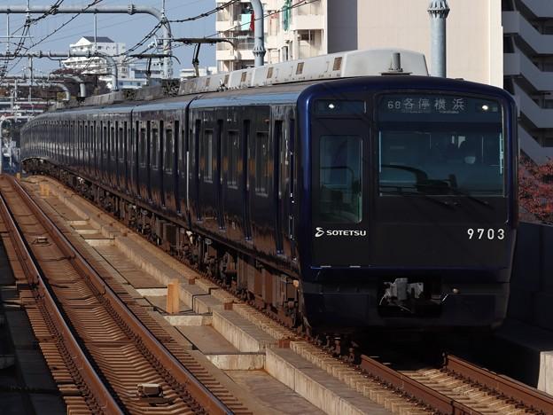 相鉄線9000系 9703F