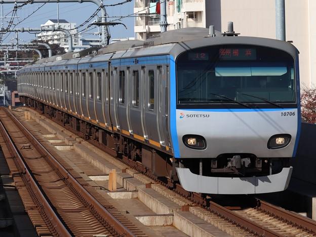 相鉄線10000系 10706F