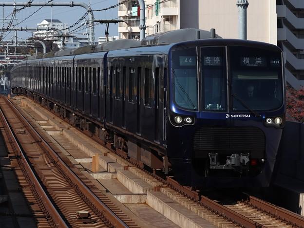相鉄線20000系 20102F