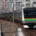 Photos: 湘南新宿ラインE233系3000番台 U628+S-24編成