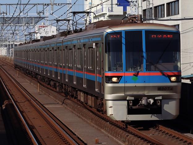 都営三田線6300形 6307F