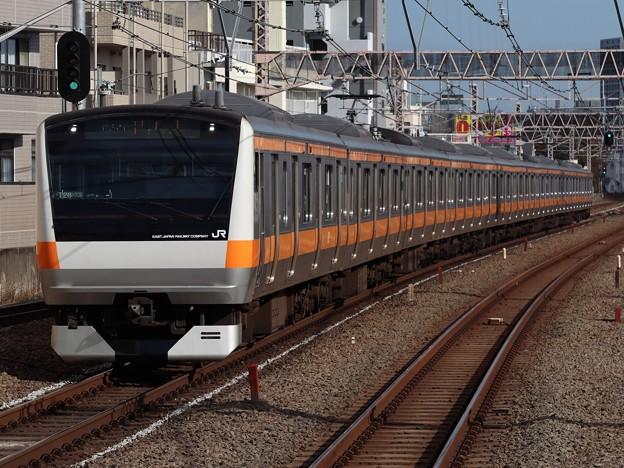 中央快速線E233系0番台 T28編成