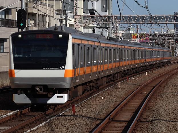 Photos: 中央快速線E233系0番台 T6編成