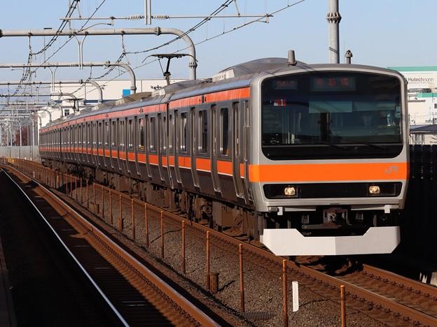 武蔵野線E231系900番台 MU1編成