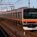 武蔵野線E231系0番台 MU12編成