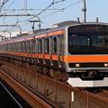 武蔵野線E231系0番台 MU13編成