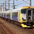 Photos: わかしおE257系500番台 NB-19編成