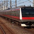 京葉線E233系5000番台 ケヨ508編成
