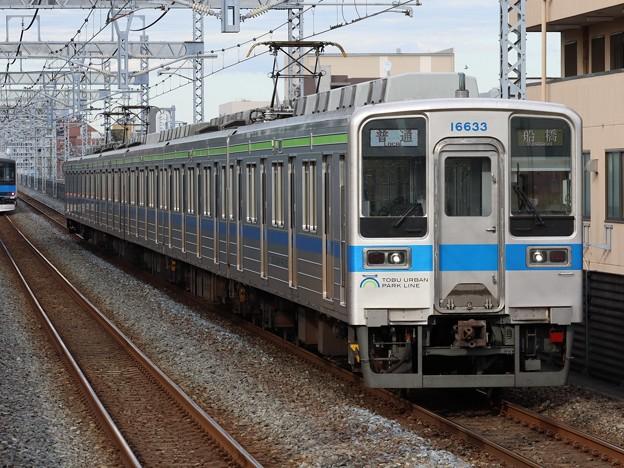 東武野田線10030系 11633F