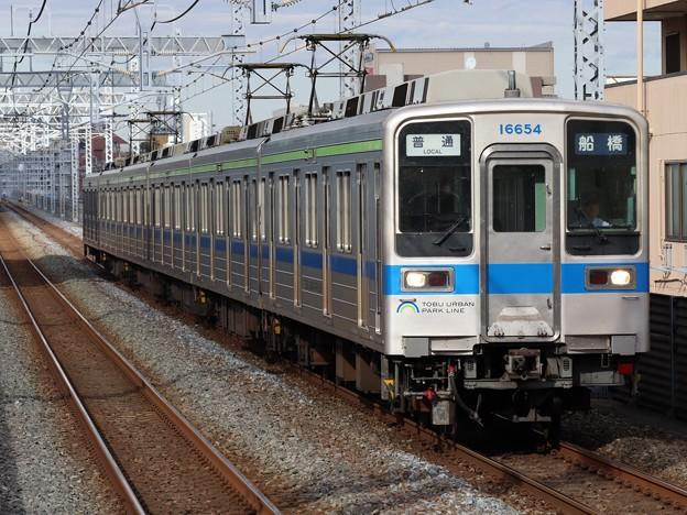 Photos: 東武野田線10050系 11654F