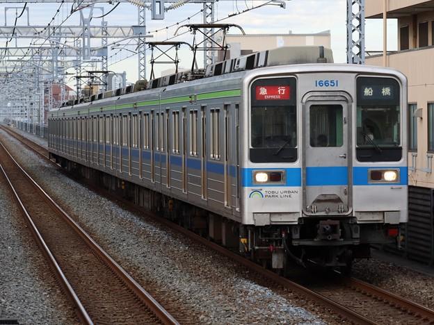 東武野田線10000系 11651F