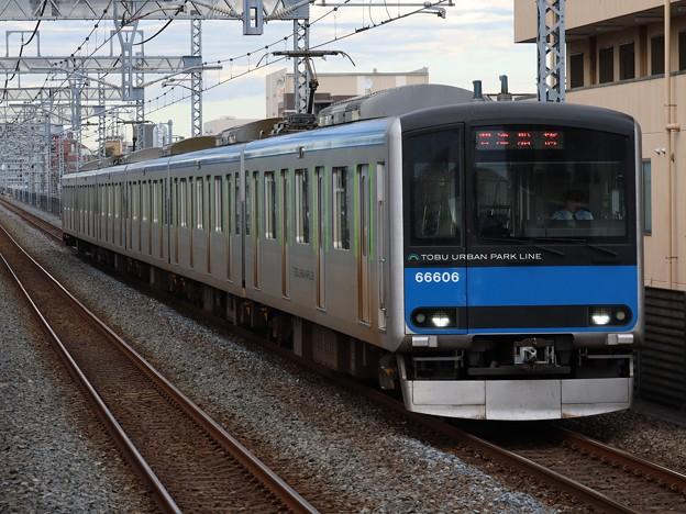東武野田線60000系 61606F