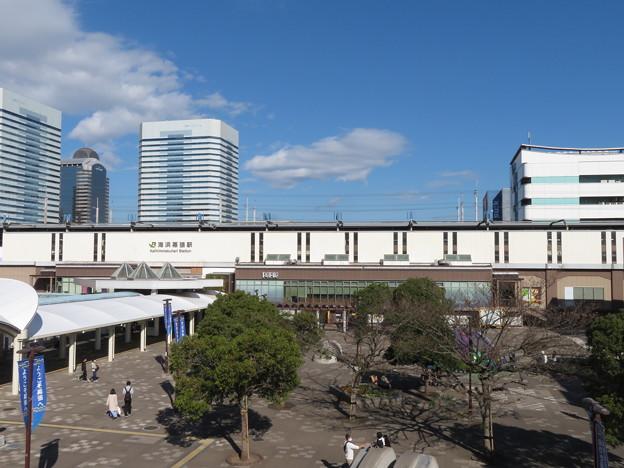 海浜幕張駅 南口