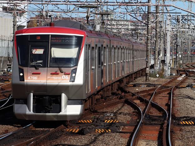 大井町線6000系 6106F