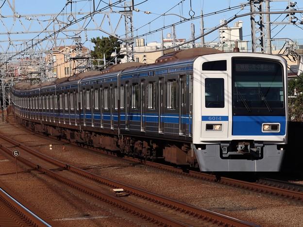 西武池袋線6000系 6114F