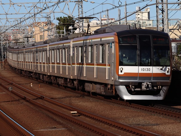 東京メトロ副都心線10000系 10130F