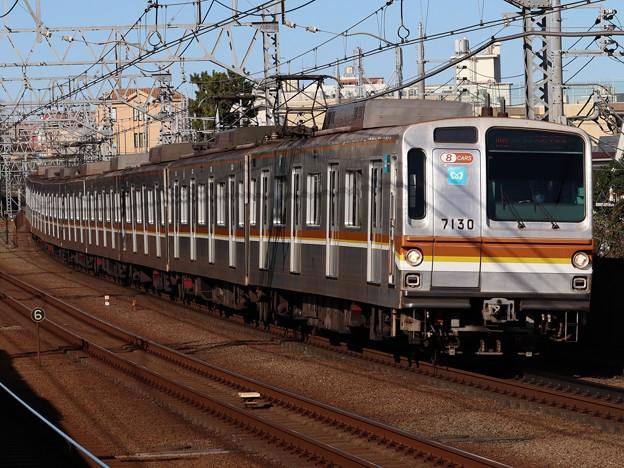 東京メトロ副都心線7000系 7130F