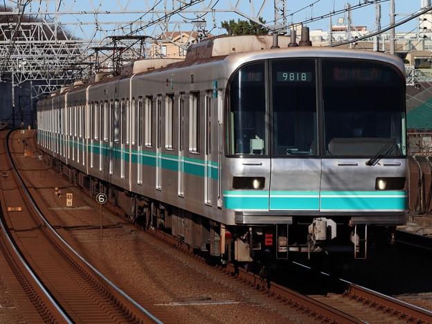 東京メトロ南北線9000系 9118F