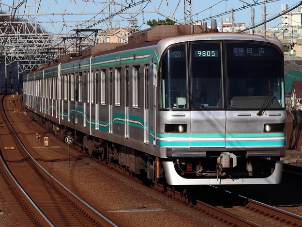 東京メトロ南北線9000系 9105F