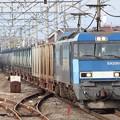 Photos: EH200-9+コキ+タキ