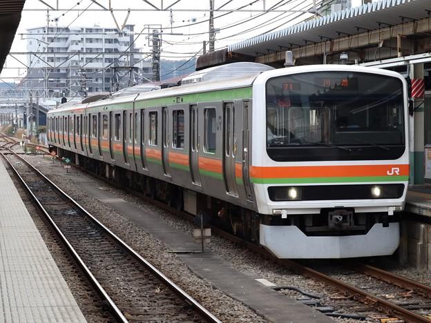 八高・川越線209系3500番台 カワ55編成