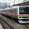 Photos: 八高・川越線209系3500番台 カワ55編成
