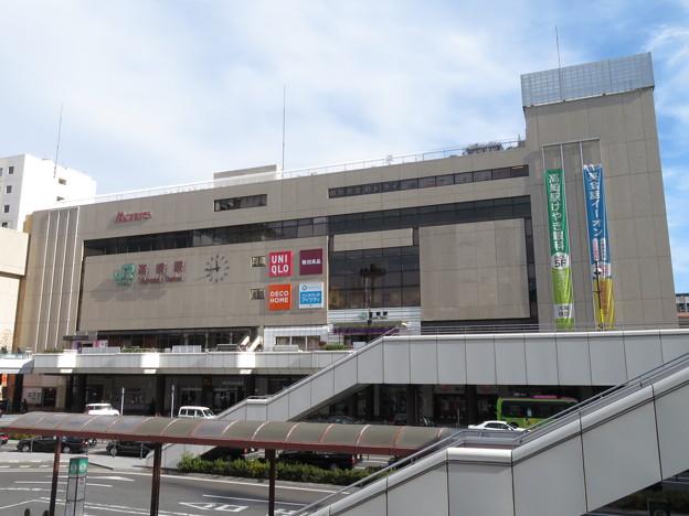高崎駅 西口