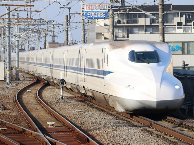 東海道・山陽新幹線N700系2000番台 X26編成