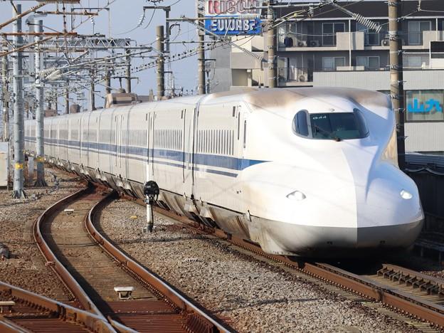 東海道・山陽新幹線N700A系1000番台 G44編成