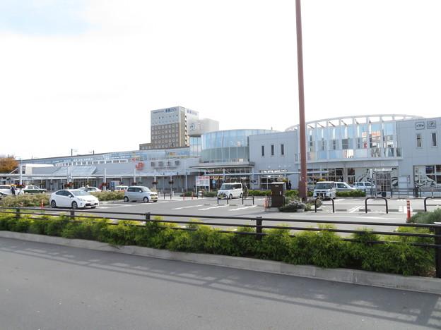 新富士駅 北口
