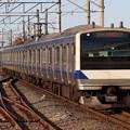 Photos: 常磐線E531系 K424編成