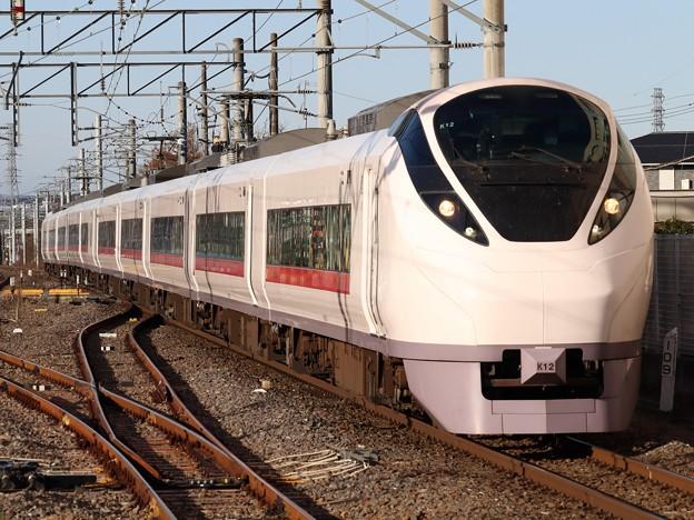 ときわE657系 K12編成