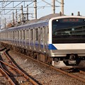 Photos: 常磐線E531系 K423編成