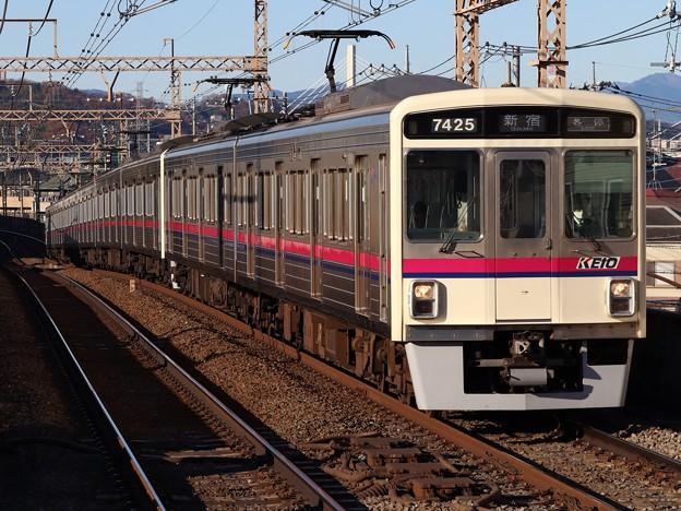 京王線7000系 7425F+7709F