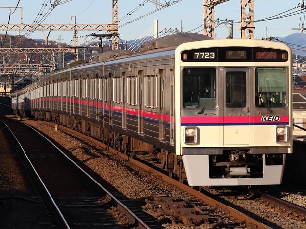 京王線7000系 7723F