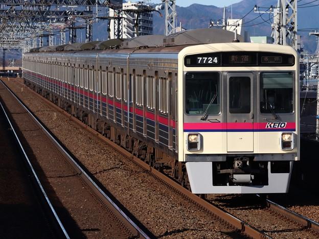 京王線7000系 7724F