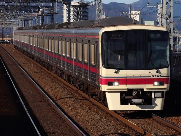 京王線8000系 8709F