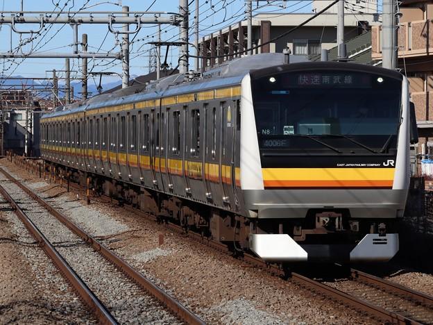 南武線E233系8000番台 N8編成