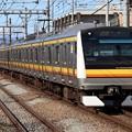 Photos: 南武線E233系8000番台 N27編成