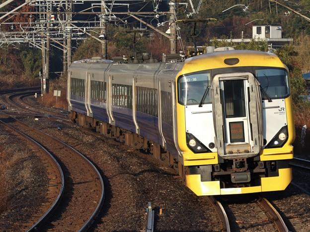 Photos: わかしおE257系500番台 NB-16編成